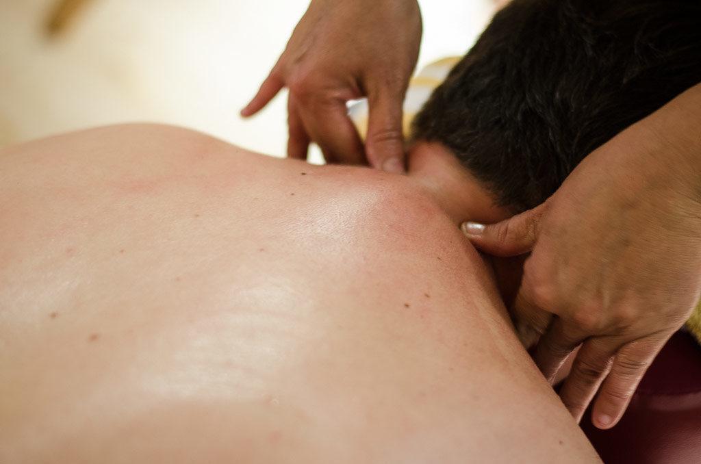 Nackenmassage Lungau