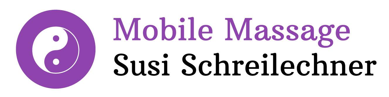 Logo Mobile Massage Susi Schreilechner